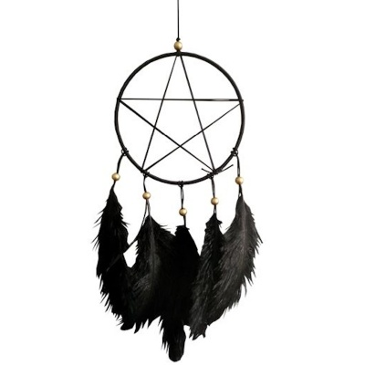 Pentagram Dreamcatcher